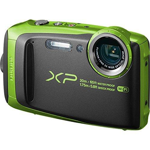 Top Shockproof Waterproof Digital Camera - 1