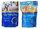 N-Bone Puppy Teething Rings Variety Pack – (6 Pack) Pumpkin Flavor and (6 Pack) Chicken Flavor For Sale
