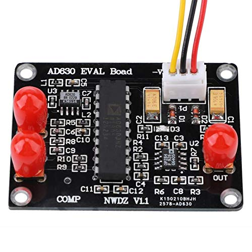 Signal Conditioning Module AD630 Phase Lock Amplitude Balanced Modulation Weak Signal Conditioning Module by MINHTUANSTORE