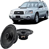 Fits Subaru Forester 1998-2004 Front Door Factory Replacement Harmony HA-R65 Speakers