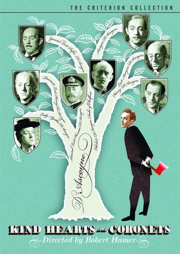 Kind Hearts and Coronets (The Criterion Collection) ()