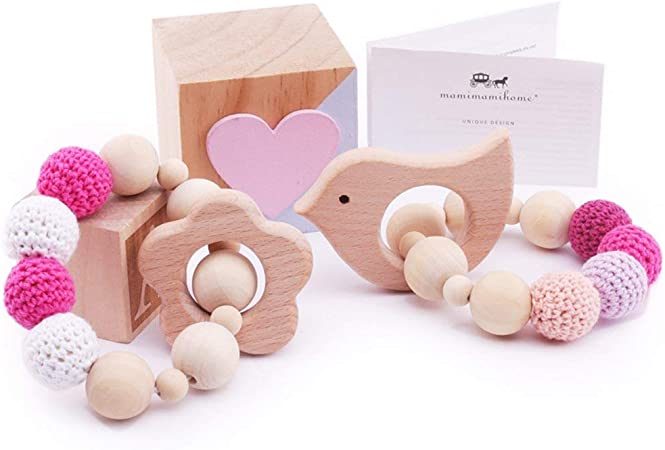 Baby toy Wooden Matoto toy Friendly baby gift