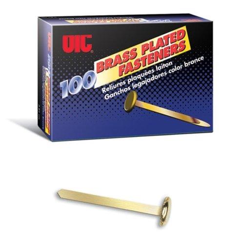 OIC99816 - OIC Round Head Fasteners (Oic Round Head Fasteners)