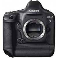 Canon EOS-1D X 18.1MP Full Frame CMOS Digital SLR Camera International Version (No warranty)