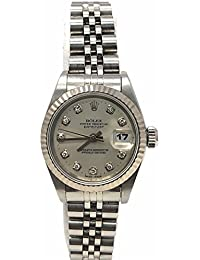 Datejust swiss-automatic womens Watch 69174 (Certified Pre-owned)