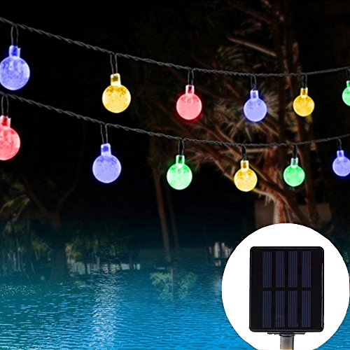 Outdoor Solar String Light Garland 30led Fairy String