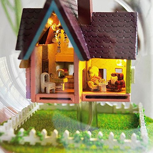 Crafting DIY Tiny Cute House Hobby Learning Imagination ...