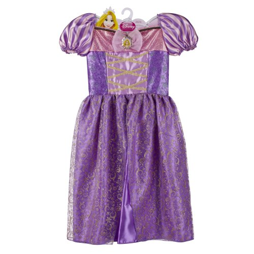 Disney Princess Sparkle Dress - Rapunzel (Spirit Halloween Disney Princess)