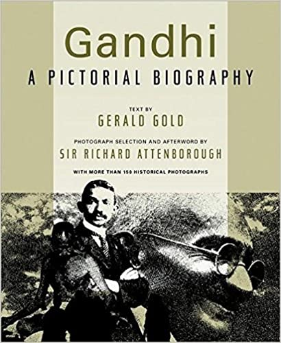 Gandhi: A Pictorial Biography (Newmarket Pictorial Moviebooks) (Newmarket Pictorial Moviebooks (Paperback)) by Gerald Gold (2010-04-04)