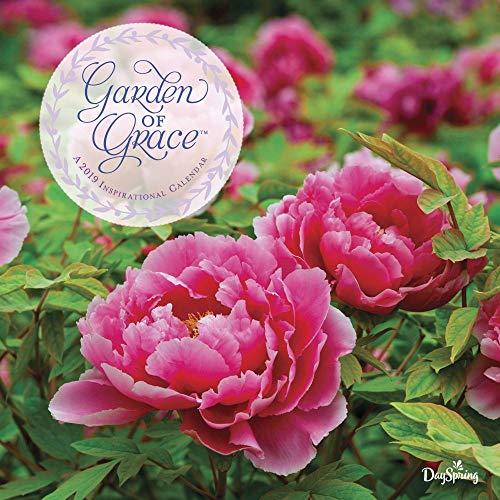 DaySpring Garden of Grace - 2019 Wall Calendar