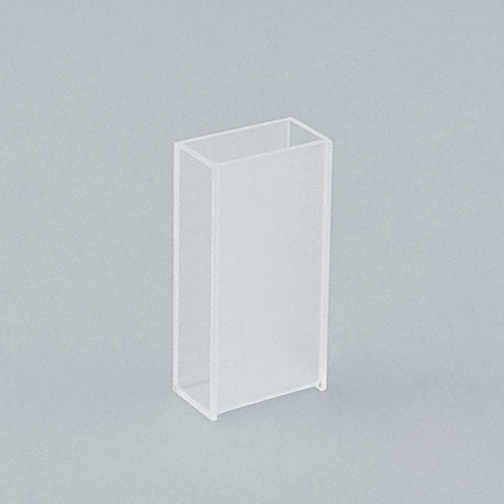 Pack of 2 Adamas-Beta 751 Glass Cuvettes Cuvettes for Spectrophotometer Light Path 2mm 4.5/×12.5/×45