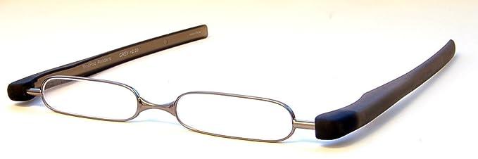 ee59434bee Amazon.com  Mod Pod Folding Reading Glasses - Opthalmic Quality ...