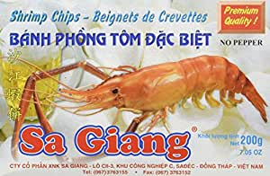 Banh Phong Tom Dac Biet (Shrimp Chips)-pack of 3