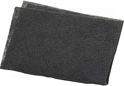 Filtro de carbón activo original Bomann 256 500 (1 pieza apto para campana extractora Bomann Du 622, DU 623 IX): Amazon.es: Grandes electrodomésticos