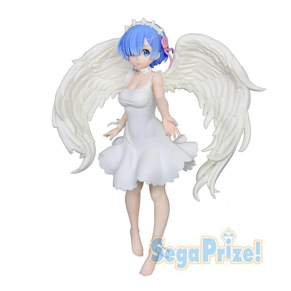 Starting Life in Another World Rem Limited Premium Figure Sega Re:Zero Oni Tenshi Version