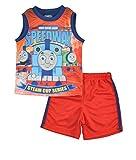 Thomas the Train Toddler/Little Boys 2pc Short Set ,4T