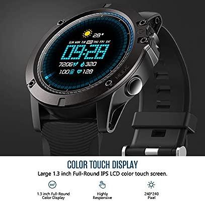 VERYNNA Reloj Inteligente Smart Watch Zeblaze Vibe 3 Pro ...