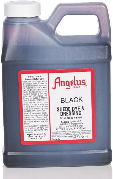 Angelus ante tinte Pint (negro)