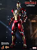 "Hot Toys Marvel Iron Man 3 Heartbreaker Mark 17 XVII 1/6 Scale 12"" Figure MISB"