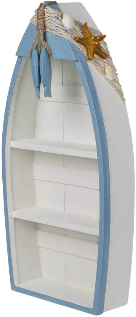 Barca in legno Bianco Out of the blue 830374 colore