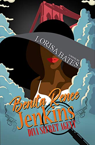 Book Cover: Benita Renee Jenkins: Diva Secret Agent