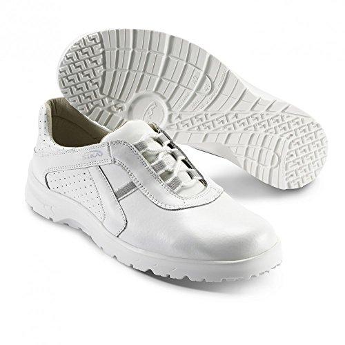 O1 lacci bianco Fusion SRC scarpa Teak wf5ItWqw