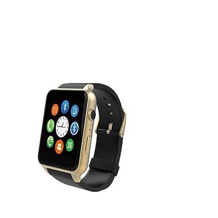 LQHLP Reloj Inteligente, Ritmo CardíAco, Bluetooth, Reloj, Desgaste Al Aire Libre,