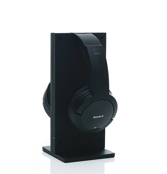 Sony MDRRF985RK Auriculares inalámbricos RF Negro y Polaroid Micro Cable de Gamuza de Limpieza con Bolsa de Almacenamiento: Amazon.es: Electrónica