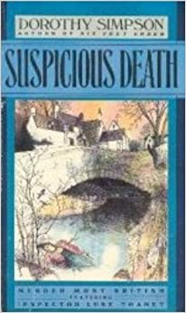 Book SUSPICIOUS DEATH (A Luke Thanet Mystery) by Dorothy Simpson (1990-01-01)