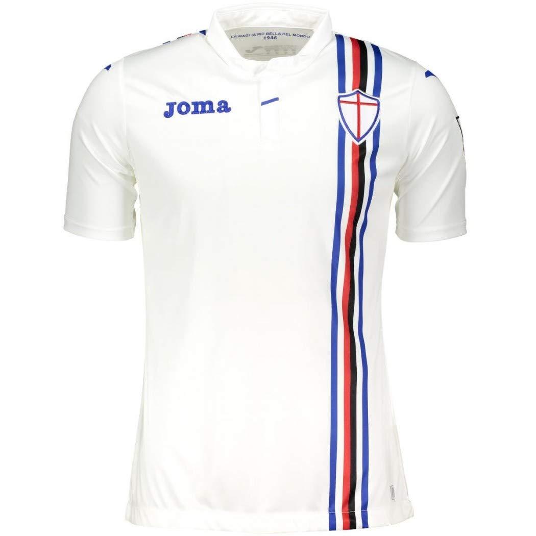 0082b7d8159 Amazon.com   UC Sampdoria Aunthentic 2018 2019 Jersey   Sports   Outdoors