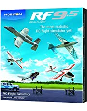 RealFlight 9.5 Flight Simulator, Software Only, RFL1201