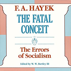 The Fatal Conceit Hörbuch