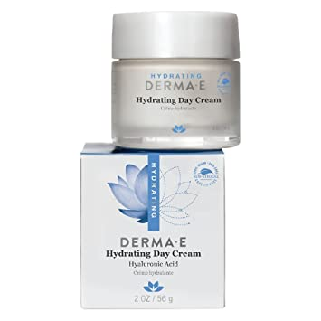 Hydrating Night Creme With Hyaluronic Acid - 2 oz. by DERMA-E (pack of 2) Blistex Deep Renewal Lip Protectant, SPF 15 0.15 oz (Pack of 6)