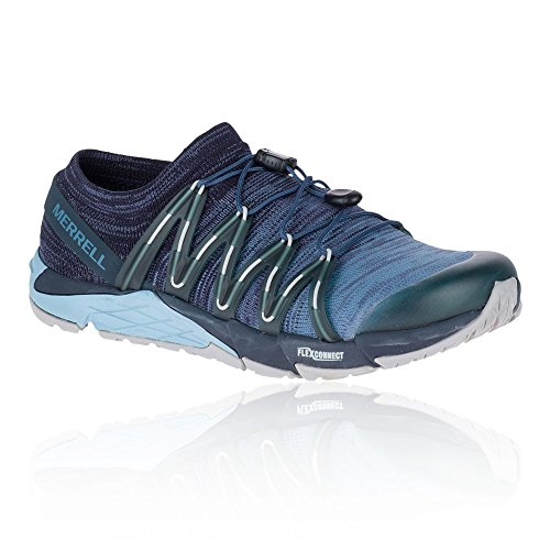 Merrell Womens Open Access Flex Maglia Sneaker Blu Scuro
