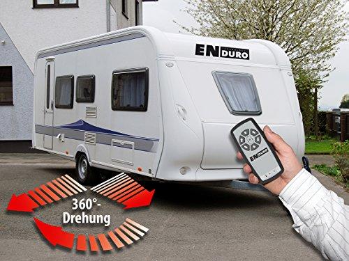 51HmRIV1TGL Bullwing Caravan Wohnwagen Rangierhilfe elektrisch mit Fernbedienung 360° mit Befestigungsmaterial bis 1800kg Last
