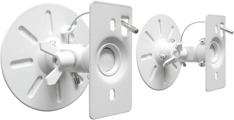 Drall Instruments 2 Stück Universal Wandhalterungen Für Elektronik