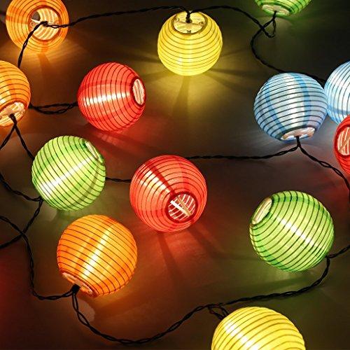 Outdoor String Light Shades - 3