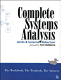 Complete Systems Analysis: The Workbook, the Textbook, the Answers