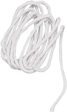 Rayher – Mecha de algodón para lámparas de 3 mm para à– llampen ...