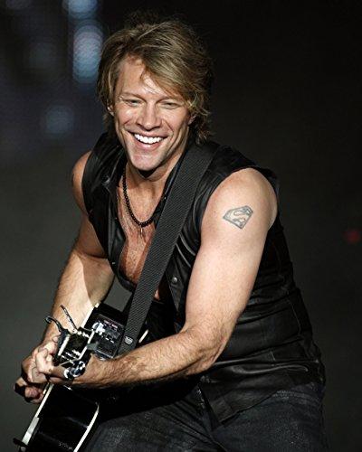 Jon Bon Jovi 8 x 10 GLOSSY Photo Picture IMAGE #5 -