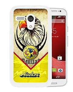Club America 2 White New Design Motorola Moto G 2nd Generation Protective Phone Case