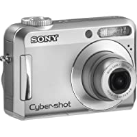 Sony Cybershot S650 7.2MP Digital Camera with 3x Optical Zoom (OLD MODEL)