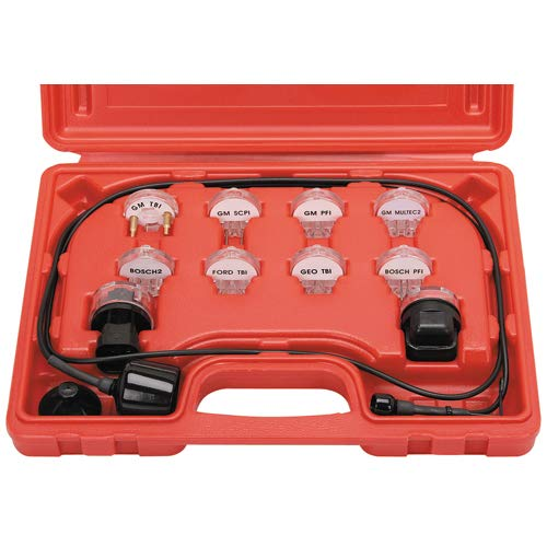 New Hand Tools 11pc ELECTRONIC FUEL INJECTION SIGNAL NOID LIGHT TESTER SET GM FORD BOSCH GEO
