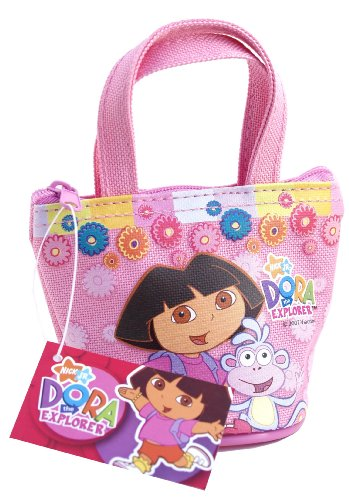 Nick Jr. Dora-the- Explorer Coin Purse - Pink