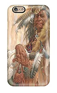 For YDeLHzq133zAawd Native American Protective Case Cover Skin/iphone 6 Case Cover