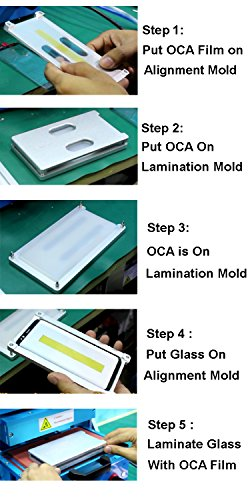 9tu-f601-for-samsung-galaxy-s7-edge-curve-screen-repair-tool-positioning-alignment-mold-oca-laminating-machine-rubber-pad