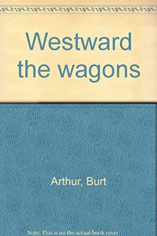 book cover of Westward the Wagons