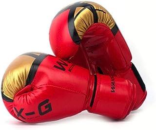 Guyuexuan Gants de Boxe pour Enfants, Gants de Boxe Sanda, Gants de Sac de Sable, Gants de Muay Thai Fight Fighting, Haute qualité, Cadeau