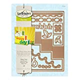 Spellbinders Happy Days Etched/Wafer Thin Dies