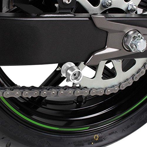 CBR 600 RR CBR 900 RR Fireblade Diabolos Assen M8 Argent pour Honda CBR 1000 RR Fireblade//SP//SP-2